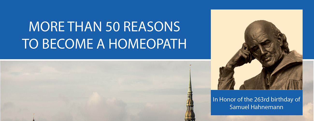 "<a href=""http://homeopathy.lv/2017/03/02/zurnala-vairak-neka-50-iemeslu-lai-klutu-par-homeopatu-pirmais-izdevums/"">The second issue of the magazine ""More than 50 reasons to become a homeopath""</a>"
