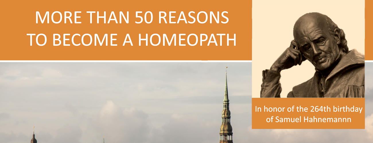 Homeopath Day 2019 </a>